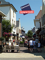 Designer Outlet in Roermond